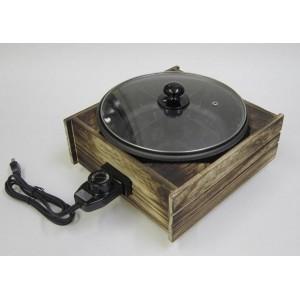 【アイテムキューブ】家電・AV・カメラ > キッチン家電  | 電気卓上おでん鍋 武蔵 CS3-1206