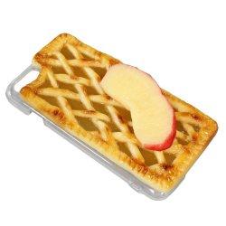 日本職人が作る 食品サンプル iPhone7/8ケース アップルパイ IP-718
