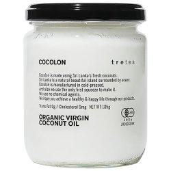 COCOLON ココロン オーガニック・バージン・ココナッツオイル 185g 3個セット